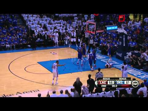 Los Angeles Clippers vs Oklahoma City Thunder Game 2 | May 7, 2014 | NBA Playoffs 2014