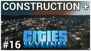 Inefficient Jets = Construction + Cities: Skylines #16