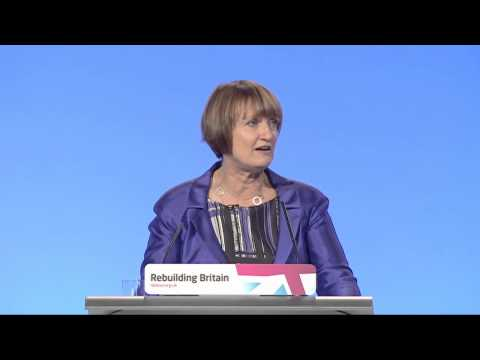 Tessa Jowell's speech to Labour Party Annual Conference 2012