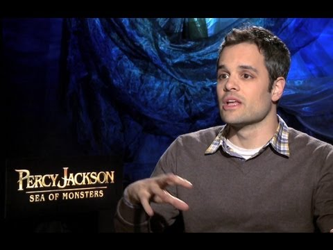 Thor Freudenthal Interview - Percy Jackson: Sea of Monsters (JoBlo.com)