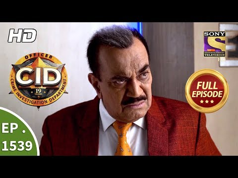CID - Ep 1539 - Full Episode - 29th  September, 2018 thumbnail