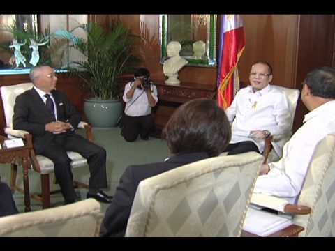 Courtesy Call of Mr. Tadashi Yanai 6/14/2012
