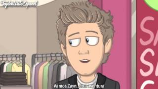 The Adventurous Adventures of One Direction 3:  Part 1 Subtitulado en Español