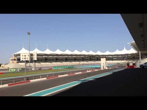 20150213 Abu Dhabi Racing Ground