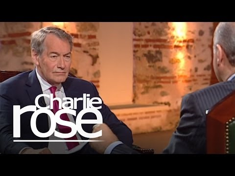Erdogan on Corruption Allegations | Charlie Rose