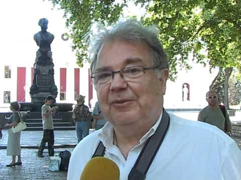 Сюжет М. Тарасовой о потомках А.С. Пушкина