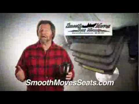 Thumbnail image for 'Smooth Moves Ultra seats, A Smooth Ride For better Fishing'