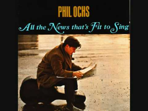 Phil Ochs - Talking Cuban Crisis