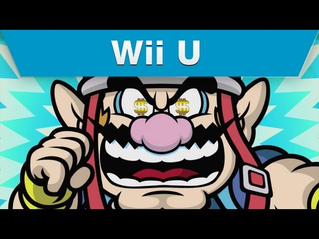 Wii U - Game & Wario - Wario's Funding Pitch