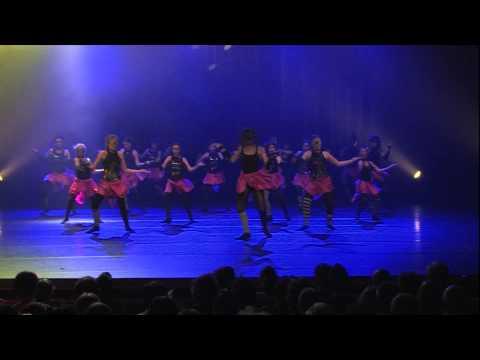 Lady GaGa 'Marry The Night' choreography by Jasmien Siaens (DanceAction)