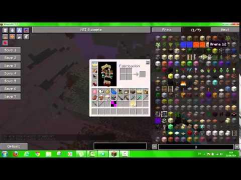 Descarga Minecraft 1.7.2 con  25 mods forge instalado  Mods Basicos