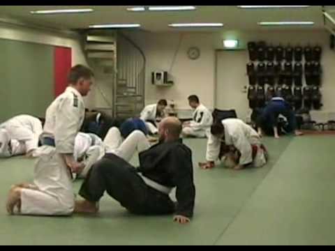 Gladius BJJ training Image 1