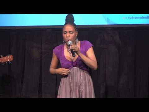 Let Go, Breathe...and Enter the Now: Ayanna Gregory at TEDxRockCreekPark