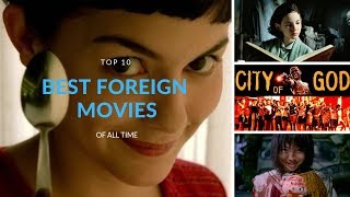 BEST FOREIGN MOVIES