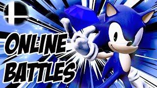 Can You Feel the Sunshine?Super Smash Bros Ultimate: Sonic Online Battles (1v1)