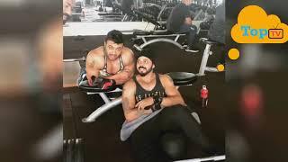 Cricketer S  Sreesanth Extreme Workout   Bodybuilder Cricketer