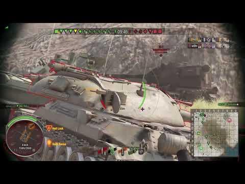 World of Tanks - Ps4 - T110E4 - El Halluf - Ace Tanker