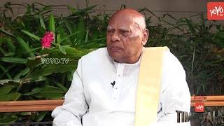 Former AP Chief Minister Konijeti Rosaiah About his Family Background