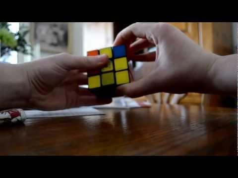 Solving A Rubik's Cube (USS-Hollow Point Snyper Hyperbole)