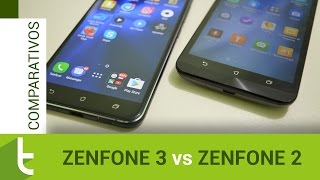 Comparativo: Zenfone 3 vs Zenfone 2 | Review do TudoCelular