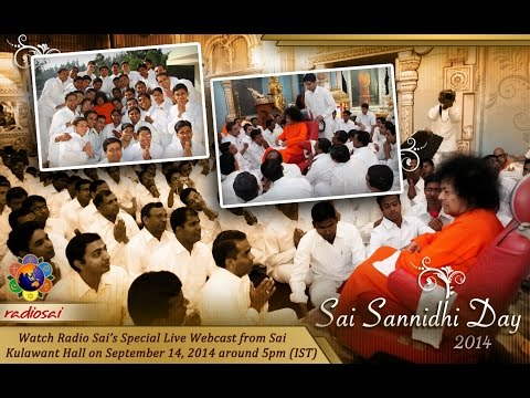 Sai Sannidhi Day - 14 Sep 2014