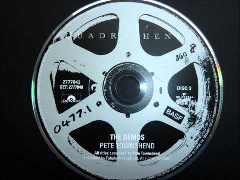 Pete Townshend - I