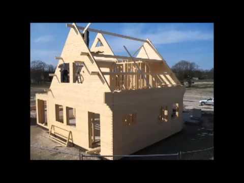 Houten huis bouwen goedkoop