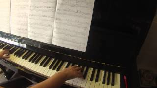 Canon by Pachelbel arr. by Coates AMEB Piano for Leisure grade 6 series 1
