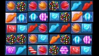 Candy Crush Friends Saga All Combo's Mixed!