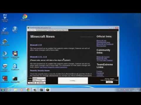 Descargar y instalar Minecraft 1.7.9 Mega