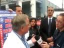 GREMIO MEDICO EN LUCHA - ENTREVISTA DR. VARGAS - CANAL 4 TV