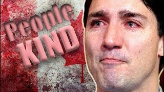 Justin Trudeau is a Complete Idiot