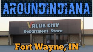 Abandoned Value City store - Fort Wayne, Indiana
