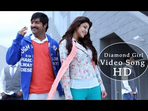Daimond Girl Video Song Hd - Baadshah Movie Video Songs - Ntr, Kajal Aggarwal video