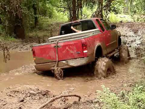 4x4 Ford Trucks Mudding Mud Trucks Monster Ford F150