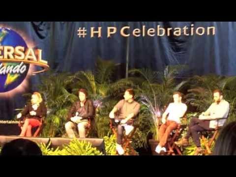 A Celebration of Harry Potter: Cast Q&A