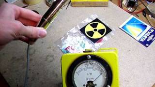 Testing 2 Thorium lantern with CDV-700