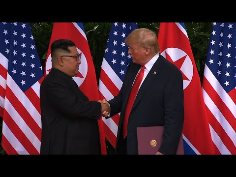 Trump on Kim: 'We'll Be Meeting Many Times'