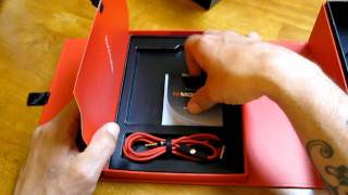 Unboxing the Monster Beats by Dr. Dre Solo HD on ear Headphones