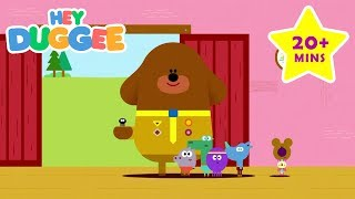Indoor Playing with Duggee! - 20 Minutes - Duggee's Best Bits - Hey Duggee