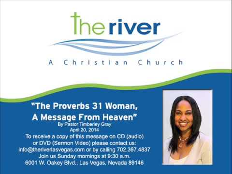 051114 - the Proverbs 31 Woman, A Message From Heaven video