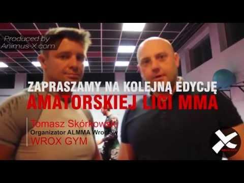 Wywiad z Tomaszem Skórkowskim! ALMMA 76 Wrocław