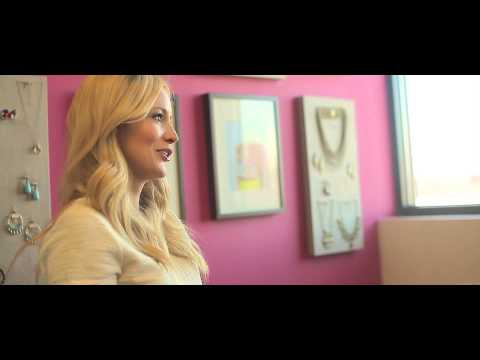 Emily Maynard for Towne & Reese