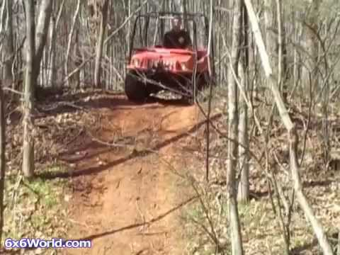 6x6 Atvs Max and Argo in Action!