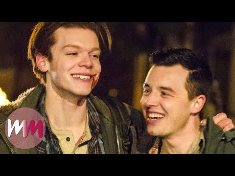 Top 10 Gay Male TV Couples