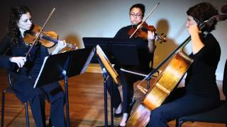Canon In D String Trio By Pachelbel Musical Dis Y Chamber Players