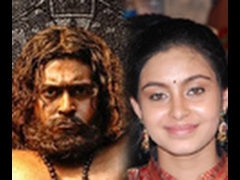 Nadodigal Abhinaya, the heroine of 7 am Arivu
