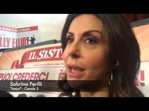 Sabrina Ferilli-