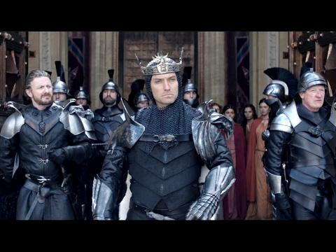 Меч короля Артура — Русский трейлер #2 (2017)