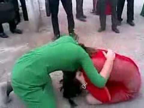 мордобой узбекских женщин